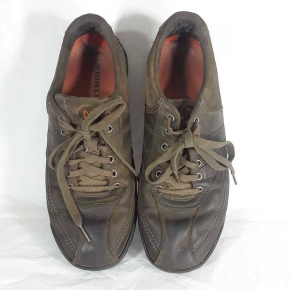 Merrell Other - Merrell Casual Oxford Shoes Canteen Laces Leather